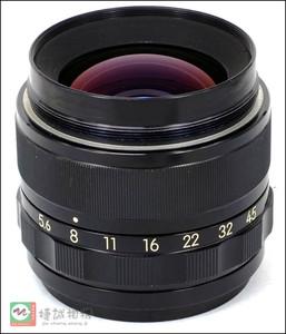 尼康放大头 el-nikkor 210mm F5.6 5x7放大头 EL 210/5.6 镜头