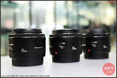 █★老男孩影像★█佳能 EF 50mm f/1.8 II定焦镜头 50 1.8II 支持置换