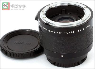 原厂Teleconverter TC-201 2X 手动增倍