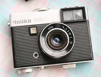 LOMO 俄罗斯 恰伊卡半格相机 28MM/F2.8