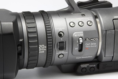 【广州恒运】SONY/索尼 HDR-FX7E 数码HD摄录一