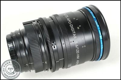 【施耐德系列-镜头】Schneider PC-TS 120/