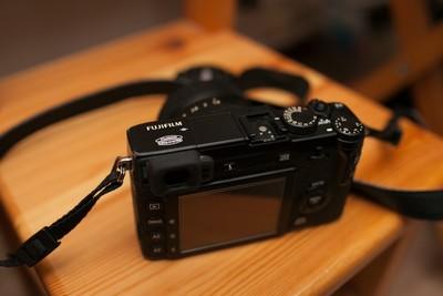 出黑色x-e1+35mm 1.4套机