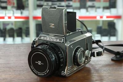 勃朗尼卡S2中画幅相机 6X6  传统相机 胶卷相机