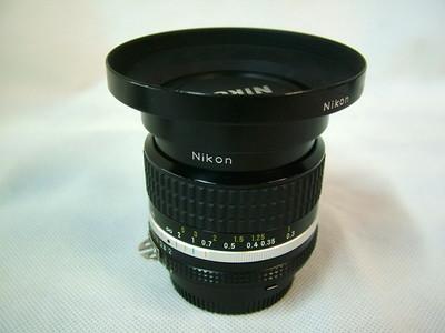 NIKON AIS 24/2 大光圈 超广角 手动镜头附原厂