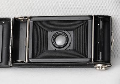 出极少见的柯达古董相机1937年Junior Six-20