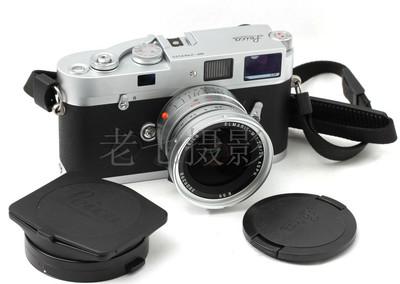 Leica/徕卡 MP 0.58 连 Elmarit M 24/2.8 银色 套装 C01040