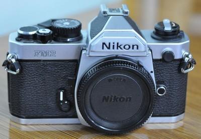 哈尔滨出售尼康FM2相机
