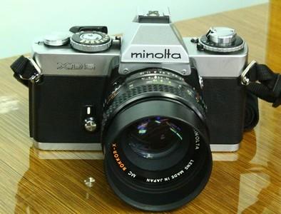 哈尔滨出售美能达XD5老相机