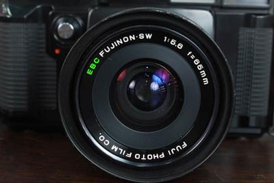 富士GSW690 II 6x9套65头 中画幅相机  广角镜