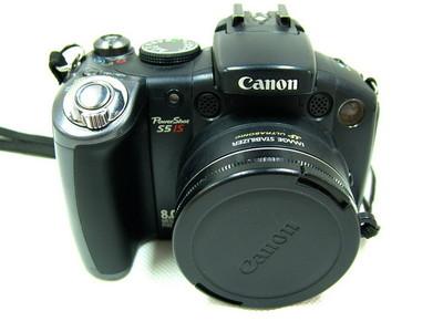 Canon/佳能 PowerShot S5 IS 功能完好#