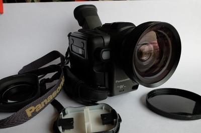 松下EZ30摄像机(带广角镜头)