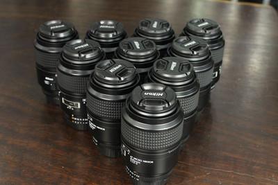 尼康AF105/2.8D 镜头 尼康微距镜头