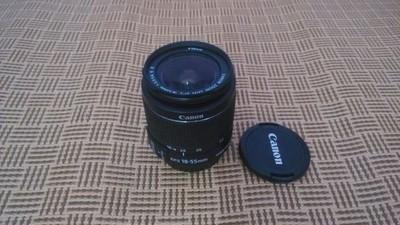 99新佳能18-55/3.5-5.6 IS 防抖 标准变焦镜