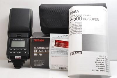 适马EF-500适用于索尼【1503】99新