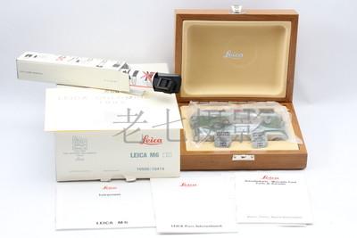 【收藏品。全新】LEICA M6 COLOMBO哥伦布纪念 单机身 L00497
