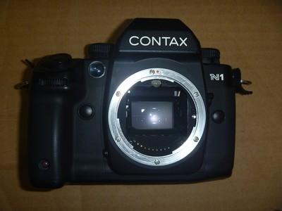 康泰时 CONTAX N1 胶片相机 自动对焦 自用 高性价