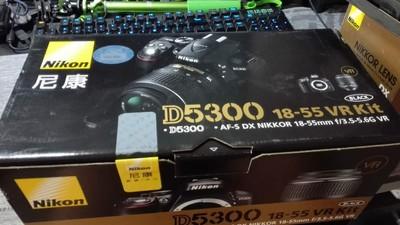 尼康D5300套机