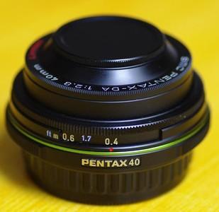 Pentax/宾得 DA 40mm F2.8 Limited
