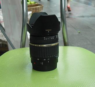 出9成新 腾龙17-50 F2.8 (A16)镜头一只 佳能