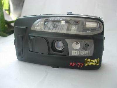 极新理光AF77相机,35mm定焦镜头