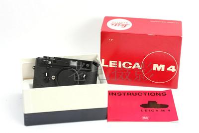 【收藏品】Leica/徕卡 M4 50周年纪念版 完美带包装 C00697
