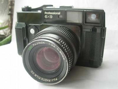 较新富士690经典相机
