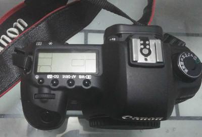 灭门98新 自用 佳能EOS 5D Mark II+24-1