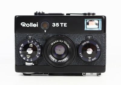 禄来 ROLLEI 35TE 135胶卷旁轴相机 Ziess