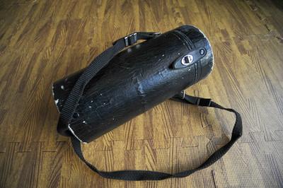 尼康AF300mmF4 ED IF 箱说全带皮桶