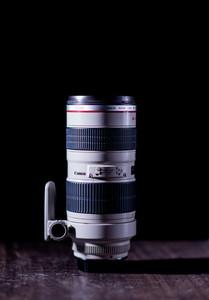 Canon EF 70-200  USM F/2.8 95新