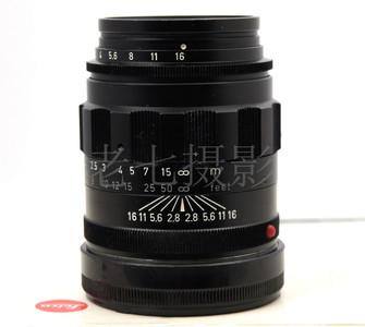 Leica/徕卡 Tele Elmarit M 90/2.8 肥九 黑色 U01358