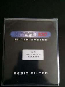 出自用闲置 Hitech GND 中灰渐变镜 0.9软 10