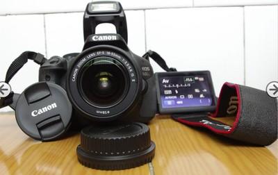 Canon EOS 600D+18-55II