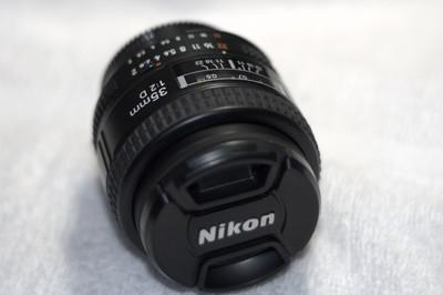 97新 尼康35MM/F2D 镜头