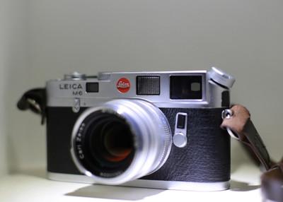 一台有故事的徕卡 leica M6 + 蔡司 ZM50 F2
