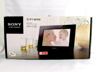 Sony/索尼 DPF-C700 wi 数码相框 电子相册