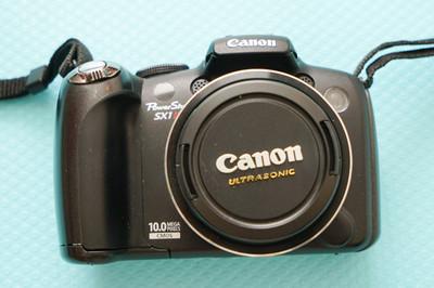 Canon/佳能 PowerShot SX1 IS 数码相机