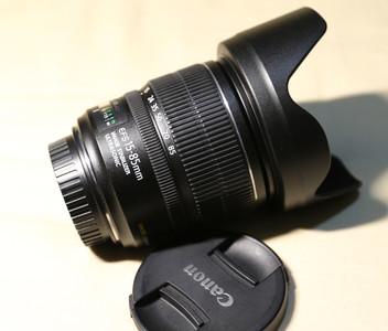出一手自用 佳能EF-S 15-85mm f/3.5-5.6