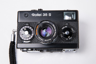 禄来 Rollei 35 S HFT 40/2.8 旁轴 全