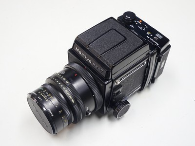 玛米亚 Mamiya RB67PROS +KL 90 F3.5镜头 + 6X8电动后背