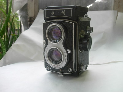 很新峨眉120双反相机,收藏使用佳品!