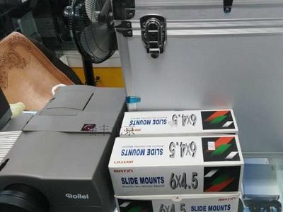 Rollei 66 Dual P 幻灯机带HFT 120/2