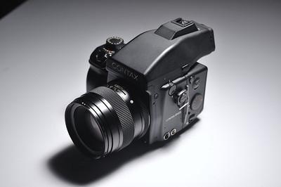 康泰时645套机配80镜头 140微距镜头1:1