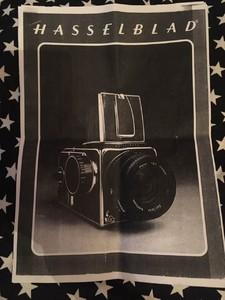 HASSELBLAD哈森500C/m相机及附件
