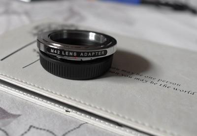 奥林巴斯 4/3镜头接口适配器 MMF-3