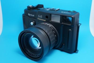 富士 Fuji GW680 III 三代 全机械 中幅胶片相