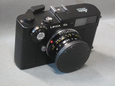 95新 莱卡 LeicaCL + SUMMICRON-C 4
