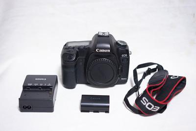 90%新 佳能 canon EOS 5d mark II 5