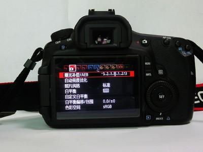 佳能EOS 60D 60d 成色完美 性价比高于佳能70D